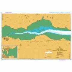 1594 River Stour - Erwarton Ness to Manningtree Admiralty Chart