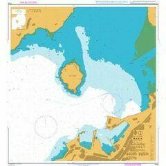 1733 Puerto de Marin Admiralty Chart