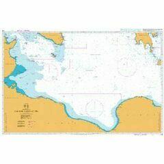 176 Cap Bon to Ra's At Tin Admiralty Chart