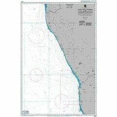 1806 Baia dos Tigres to Conception Bay Admiralty Chart