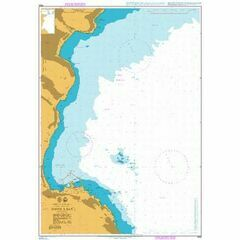 1922 Simon's Bay Admiralty Chart