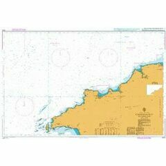 1973 Cardigan Bay - Southern Part Admiralty Chart