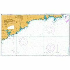 2049 Old Head of Kinsale to Tuskar Rock Admiralty Chart