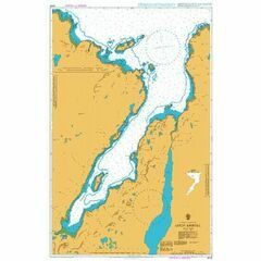2076 Loch Eriboll Admiralty Chart