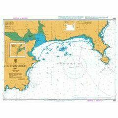 2081 Courtmacsherry Bay Admiralty Chart
