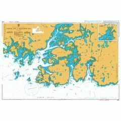 2096 Cashla Bay to Kilkieran Bay Admiralty Chart