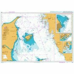 2107 Kattegat Northern Part Admiralty Chart