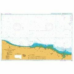 2136 Pointe de la Percee to Ouistreham Admiralty Chart