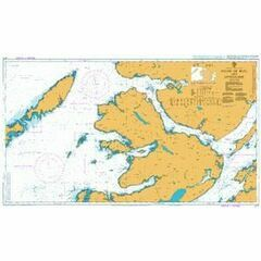 2171 Sound of Mull and Approaches Admiralty Chart