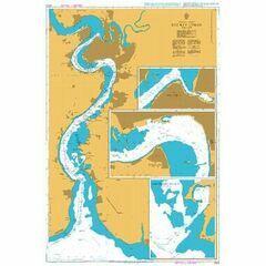 2203 Buz'kyy Lyman Admiralty Chart