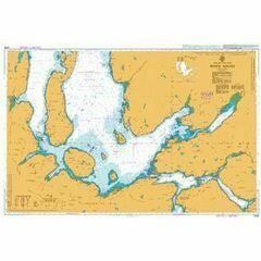 2209 Inner Sound Admiralty Chart