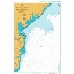 2213 Gura Sfintu Gheorghe to Dnistrovs`kyy Lyman Admiralty Chart