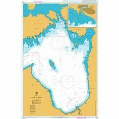 2215 Gulf of Riga Admiralty Chart