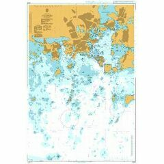 2224 Helsinki Admiralty Chart