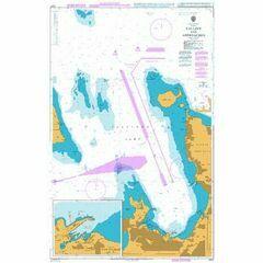 2227 Tallinn and Approaches Admiralty Chart