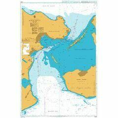 2242 Kerch Strait Admiralty Chart