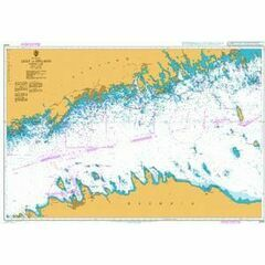 2248 Gulf of Finland - Western Part Admiralty Chart