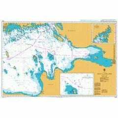 2264 Gulf of Finland - Eastern Part Admiralty Chart