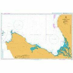 2273 Dvinskiy Zaliv Admiralty Chart