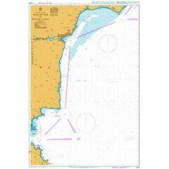 2283 Maslen Nos to Nos Kaliakra Admiralty Chart