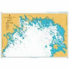 2302 Furuogrund and Tauvo to Tornio Admiralty Chart