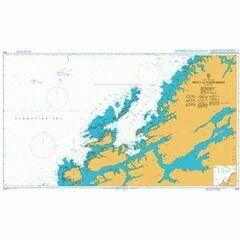 2307 Smola to Buholmrasa Admiralty Chart