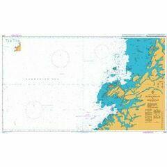 2308 Buholmrasa to Bremstein Admiralty Chart