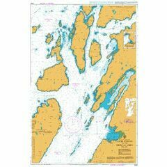 2326 Loch Crinan to the Firth of Lorn Admiralty Chart