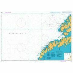 2328 Lofoten to Vesteralen Admiralty Chart