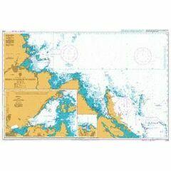 2338 Sodra Kvarken to Iggon Admiralty Chart