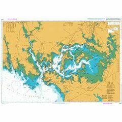2371 Golfe du Morbihan Admiralty Chart