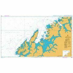 2366 Litloya to Hekkingen Admiralty Chart