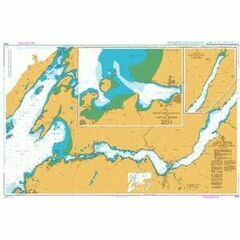 2388 Loch Etive and Approaches Standard Admiralty Chart