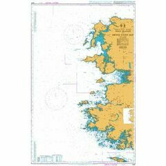 2420 Aran Islands to Broad Haven Bay Admiralty Chart