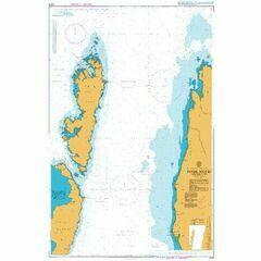 2479 Inner Sound - Northern Part Admiralty Chart