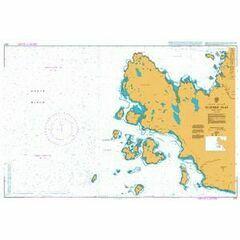 2501 Summer Isles Admiralty Chart