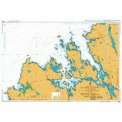 2515 Ard More Mangersta to Tiumpan Admiralty Chart
