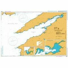 2552 Dunmanus Bay Admiralty Chart