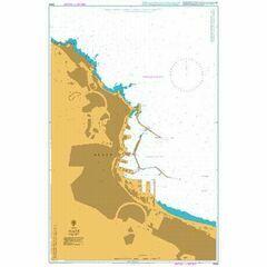 2555 Alger Admiralty Chart