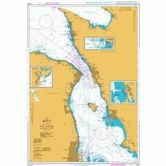 2594 The Sound - Northern Part Admiralty Chart