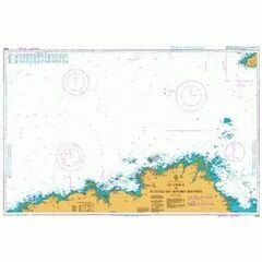 2648 Roches de portsall to Plateau des Roches Douvres Admiralty Chart