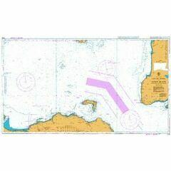 2798 Lough Foyle to Sanda Island including Rathlin Island Admiralty Chart