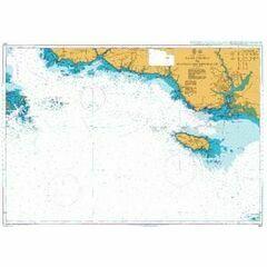 2821 Ile de Penfret to Plateau des Birvideaux Admiralty Chart
