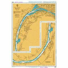 2880 Rouen Admiralty Chart