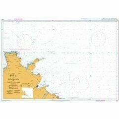 2900 Raudinupur to Glettinganes Admiralty Chart