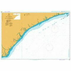 2935 Rio Zambeze to Ilha Epidendron Admiralty Chart