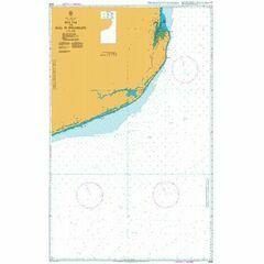 2939 Boa Paz to Baia de Inhambane Admiralty Chart