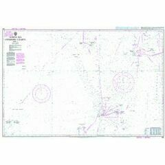 294 North Sea Offshore ChartsSheet 2 Admiralty Chart