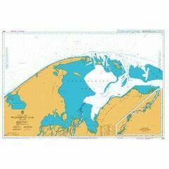 2961 Pechorskaya Guba Admiralty Chart