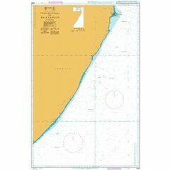 2969 Cadale to Raas Xaafuun Admiralty Chart